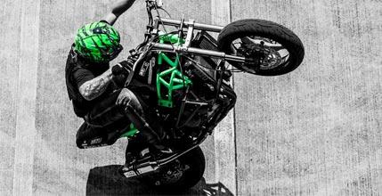MIZU-Motorrad