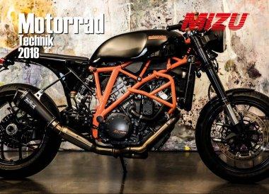 MIZU Motorrad Katalog 2018