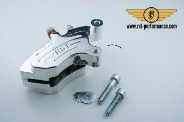 RST 4-Kolben Bremszange vo re Harley Davidson V-Rod Night-Rod Sportster XL Dyna