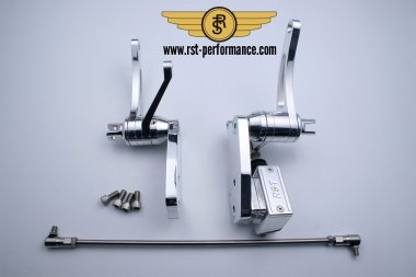 RST footrest system NEW-STYLE-Design