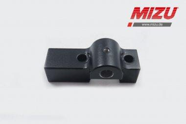 MIZU Spiegelklemme für 22mm Lenker mit M8 Gewinde