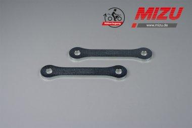 MIZU Höherlegung für Suzuki DL 650 V-Strom, V-Strom XT