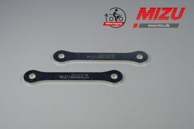 MIZU Höherlegung für Kawasaki GPZ 500 S,Ninja 125, Yamaha TDM 900