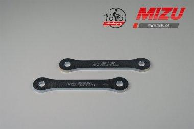 MIZU Höherlegung Suzuki GSX-R600,GSX-R750,Triumph Tiger800X/XC