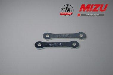 MIZU Höherlegung Suzuki GSX-R1300 Hayabusa,Yamaha XT660Z Tenere,BT1100
