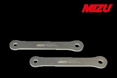 MIZU Höherlegung für Kawasaki Ninja 400 ab 18