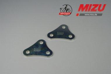 MIZU Höherlegung für Yamaha WR 125 R
