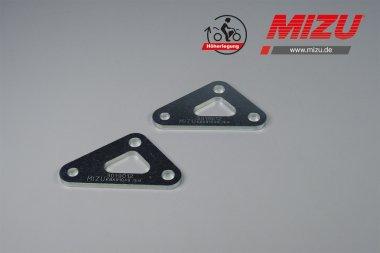 MIZU Höherlegung für Suzuki DL 1000 V-Strom
