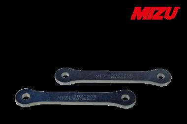MIZU Tieferlegung für KLV1000 DL650 V-Strom GSX-R DL1000 YZF R1 Streetfighter