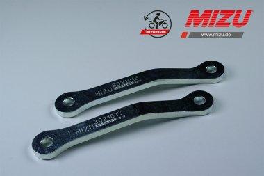 MIZU Hecktieferlegung für Kawasaki ZZR 600, ZR7