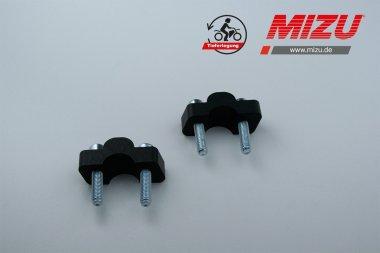 MIZU Lenkererhöhung für Kawasaki ER-6 N/ F
