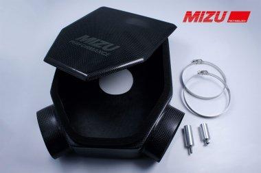 MIZU Carbon Airbox für 4,3 / 5,0 / 5,7 / 6,2 Liter