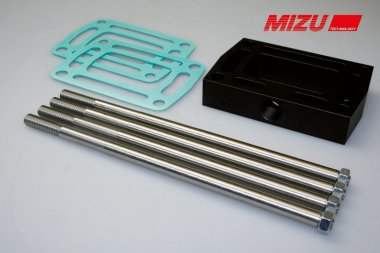 MIZU Adapterplatte für MIZU Power Master