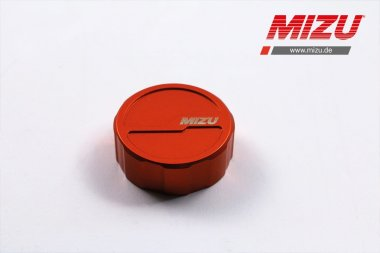 MIZU Pro Race Deckel für Bremsflüssigkeitsbeh für KTM Duke / RC Modelle 125-390