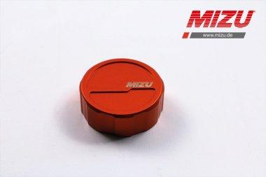 MIZU Pro Race Deckel für Bremsflüssigkeitsbehälter hinten rund