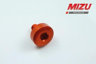 MIZU Pro Race Verschlussschraube für Motorblock