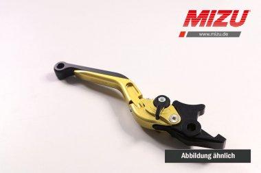 MIZU Bremshebel Buell XB-9SX/XB-12,1125R/CR,S1/X1/M2,Kawasaki ZXR400,GPZ500,ER-5