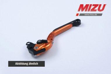 MIZU Kupplungshebel für Kawasaki Ninja 250 R, Ninja 300 R,Z300