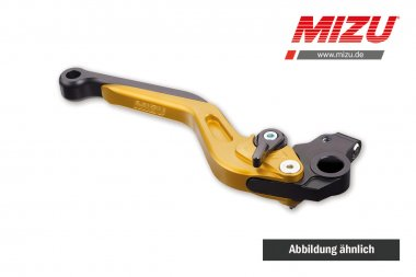 MIZU Bremshebel für Yamaha X-Max 250,XP500 T-Max