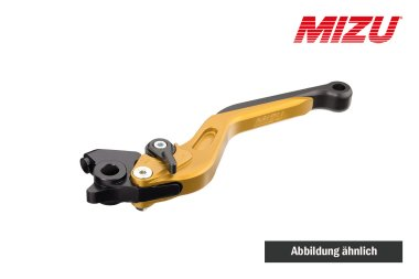 MIZU Kupplungshebel für Suzuki DL 650 V-Strom SV 650 GSX-R750