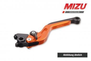 MIZU Kupplungshebel für Honda CB 650 F, CBR 650 F, NC750S,SA,SD,X,XA,XD