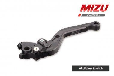 MIZU Kupplungshebel ZZR600,ZX-6R/9R/10R/12R,Z750/S/800,Versys,Z1000/SX,GTR1400