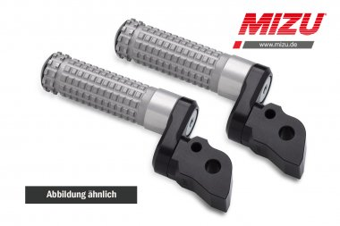 MIZU verstellbare Soziusraste KTM 1290 SuperAdv,SuperDuke,690SMC/R,790/890Duke
