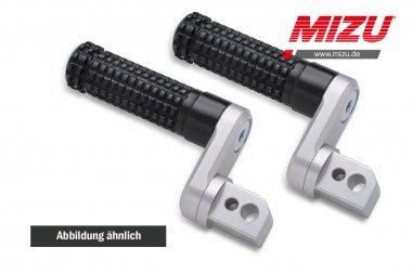MIZU verstellb.Fahrerfußraste KTM125/390Duke,1290SuperDuke,690SMC/R,790/890Duke