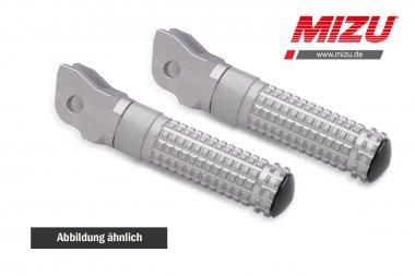 MIZU Race Fahrerfußraste FJR1300,Fazer,MT125,MT-07,MT-09,XJR1300,YZFR125,YZF-R3