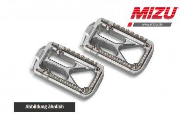 MIZU Dirt Bike Fahrerfußraste KTM SX, EXC-Modelle