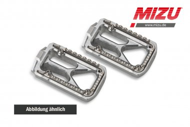 MIZU Dirt Bike Fahrerfußraste KTM 1290 Super Adventure, R,S, T