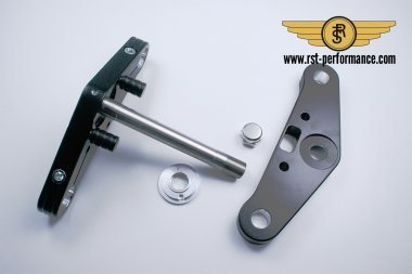 RST triple clamp SLIM-GLIDE-design  6°