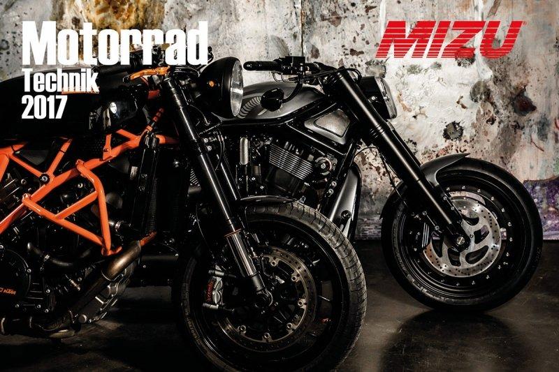 MIZU Motorrad Katalog 2017