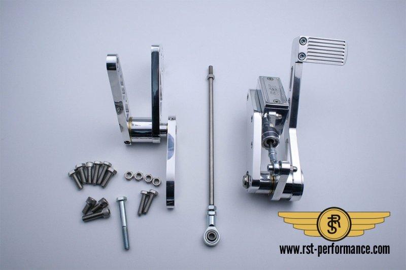 RST footrest system OLD-STYLE-Design