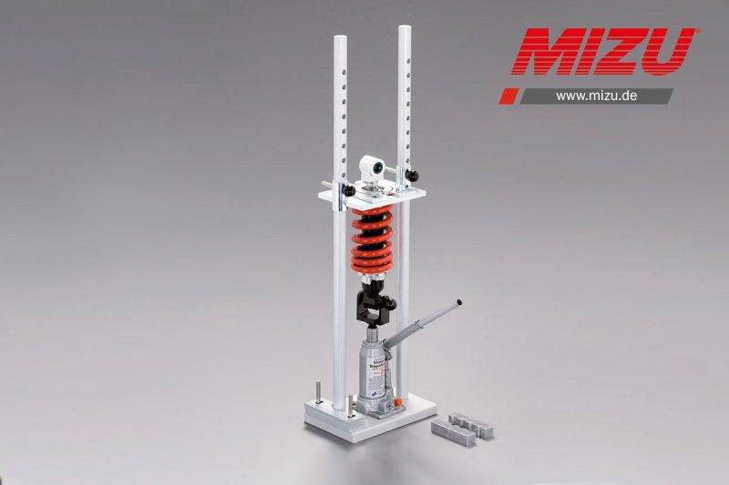 Montage einer MIZU Heckhöher / Hecktieferlegung