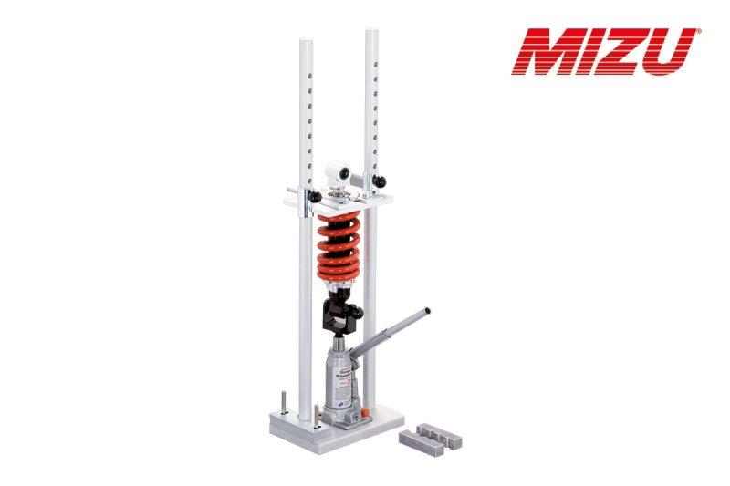 Montage einer MIZU Hecktieferlegung System 19