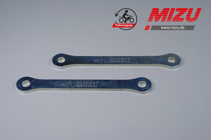 MIZU lowering kit