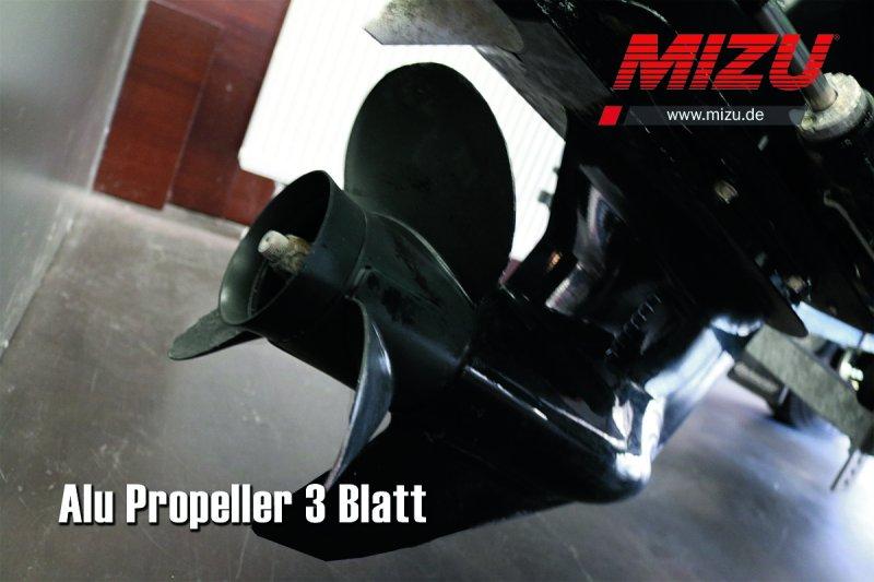 Propeller Reparatur Alu 3 Blatt