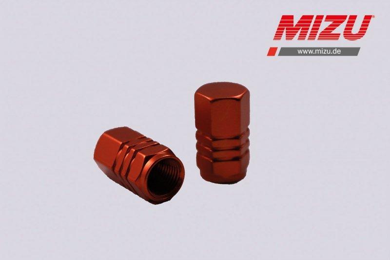 MIZU Pro Race Ventilkappen 2er Set