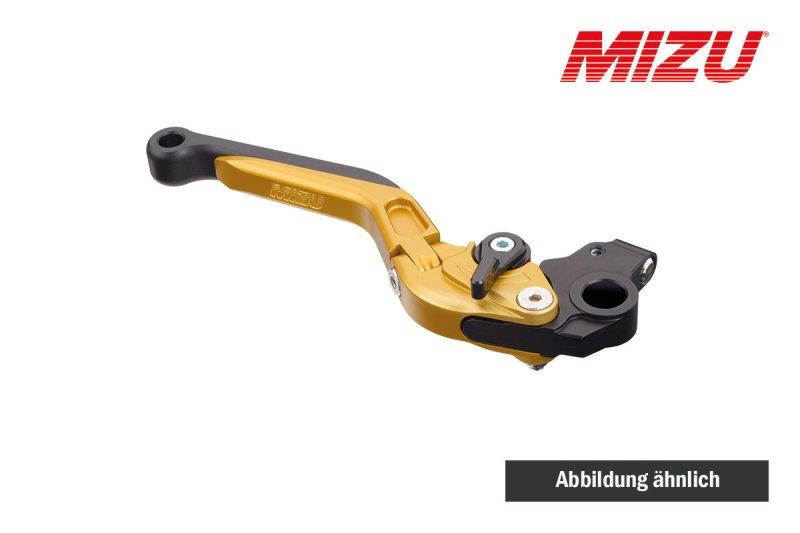 MIZU Kupplungshebel ohne Adapter klappbar