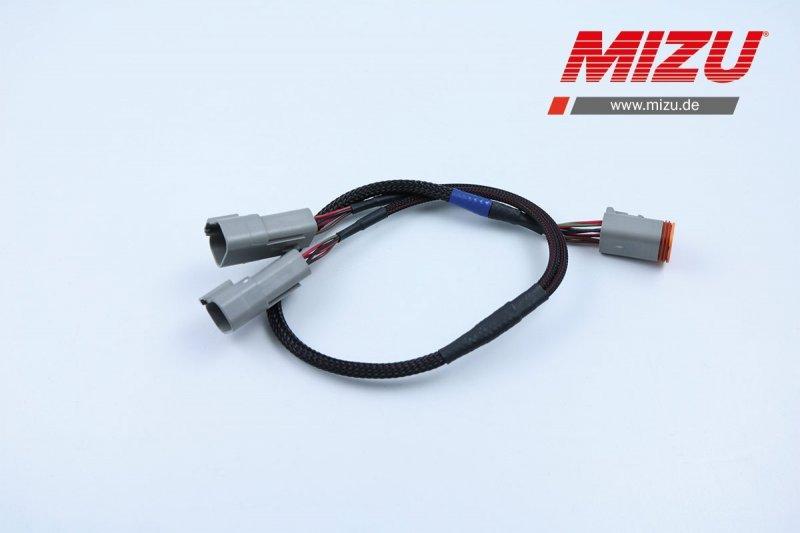 Dynojet Power Y-Kabel für Vision PV-1/ PV-1B