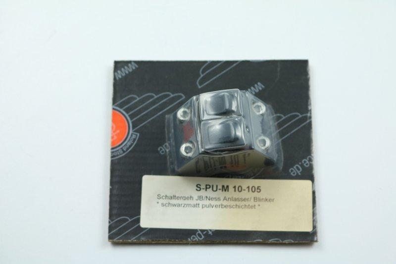 Schaltergehäuse für JB/PM Armaturen