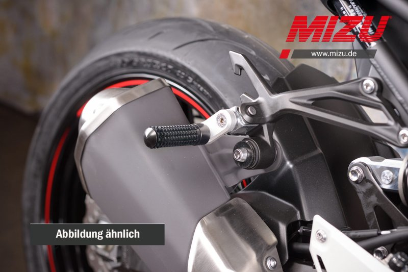 Mizu motorbike parts and marineproducts | MIZU Flex Race passenger's