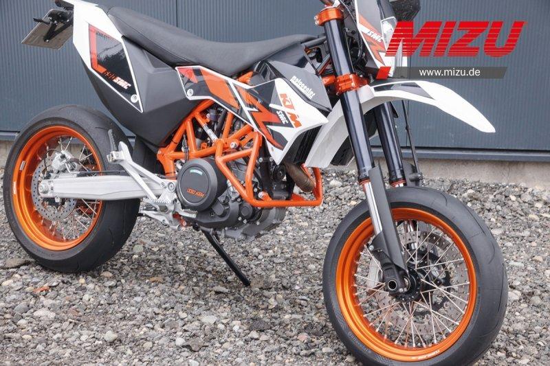 Mizu motorbike parts and marineproducts   MIZU crash cage