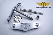 RST triple clamp NEW-STYLE-Design  5°