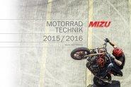 MIZU Motorrad Katalog 2015/2016