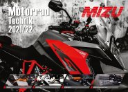 MIZU Motorbike catalogue 2021