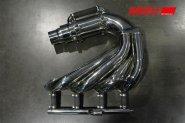MIZU P-Max header for 525 EFI, 600 SCI, 700 SCI, 8 Zylinder