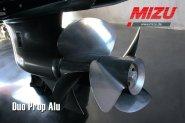 Propeller Reparation Aluminium Duo Prop