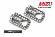 MIZU Dirt Bike driver's footpeg
